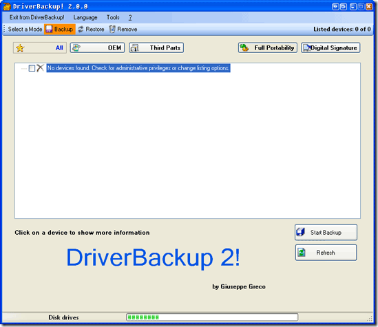 drvbk2 thumb Backup your drivers with DriverBackup 2. (Windows)