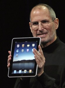 apple ipad i-pad steve jobs disappoints