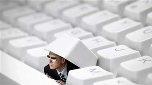 Chinese Hackers keyboard