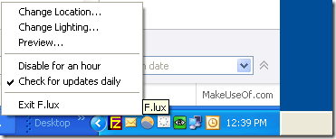 flux6 Use Flux To Protect Your Eyes From Late Night Computer Use [Windows]