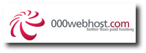 000webhost 300x109 Need A Free Web Host? Weve Got The Hookup!